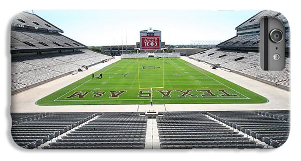 Kyle Field IPhone 7 Plus Case by Georgia Fowler