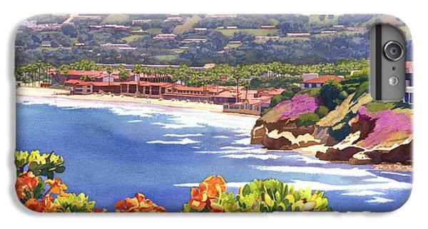 La Jolla Beach And Tennis Club IPhone 7 Plus Case by Mary Helmreich