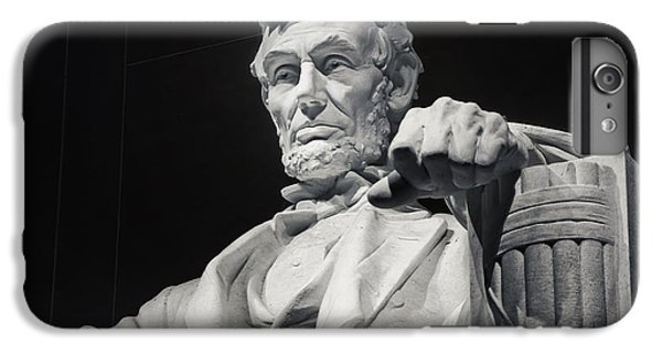 Lincoln IPhone 7 Plus Case by Joan Carroll