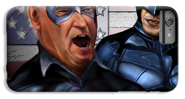 Mad Men Series 3 Of 6 - Obama And Biden IPhone 7 Plus Case by Reggie Duffie