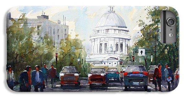 Madison - Capitol IPhone 7 Plus Case by Ryan Radke