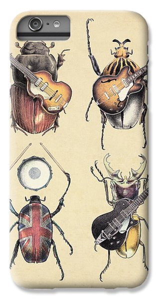 Meet The Beetles IPhone 7 Plus Case by Eric Fan