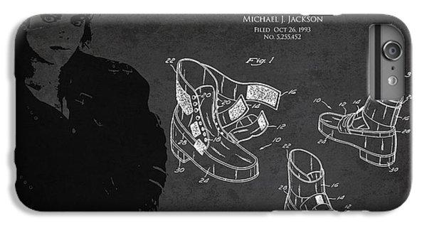 Michael Jackson Patent IPhone 7 Plus Case by Aged Pixel
