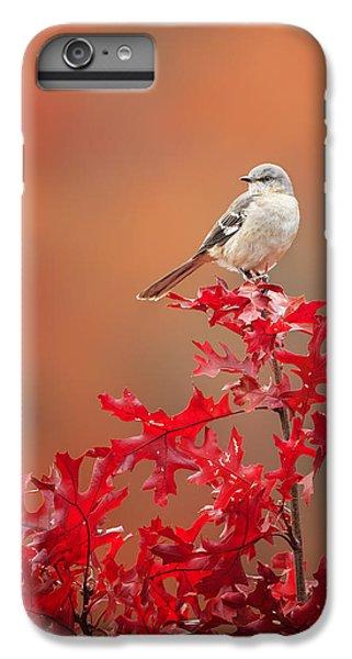 Mockingbird Autumn IPhone 7 Plus Case by Bill Wakeley