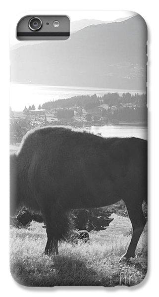 Mountain Wildlife IPhone 7 Plus Case by Pixel  Chimp