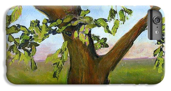 Nesting Tree IPhone 7 Plus Case by Blenda Studio