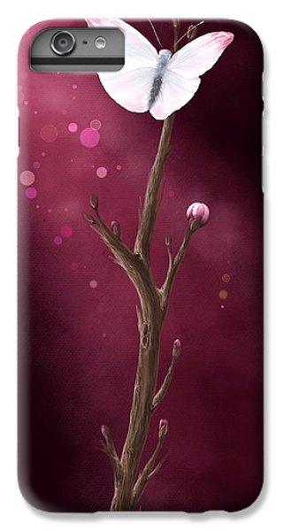 New Life IPhone 7 Plus Case by Veronica Minozzi