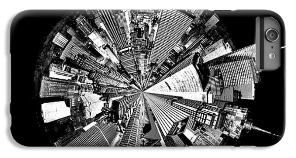 New York 2 Circagraph IPhone 7 Plus Case by Az Jackson