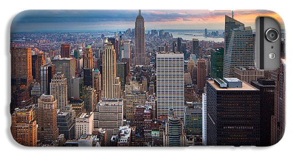 New York New York IPhone 7 Plus Case by Inge Johnsson