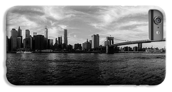 New York Skyline IPhone 7 Plus Case by Nicklas Gustafsson