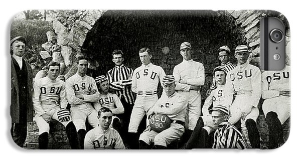 Ohio State Football Circa 1890 IPhone 7 Plus Case by Jon Neidert