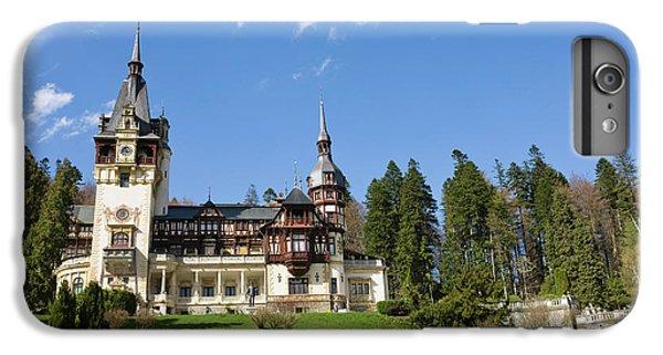 Peles Castle, Sinaia, Carpathian IPhone 7 Plus Case by Martin Zwick