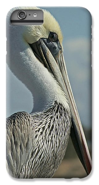 Pelican Profile 3 IPhone 7 Plus Case by Ernie Echols
