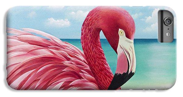 Pretty In Pink IPhone 7 Plus Case by Carolyn Steele