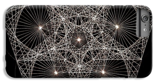 Quantum Star II IPhone 7 Plus Case by Jason Padgett