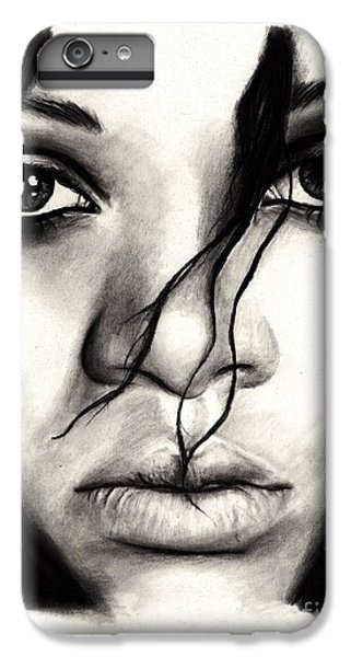 Rihanna IPhone 7 Plus Case by Rosalinda Markle