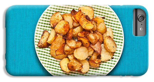 Roast Potatoes IPhone 7 Plus Case by Tom Gowanlock