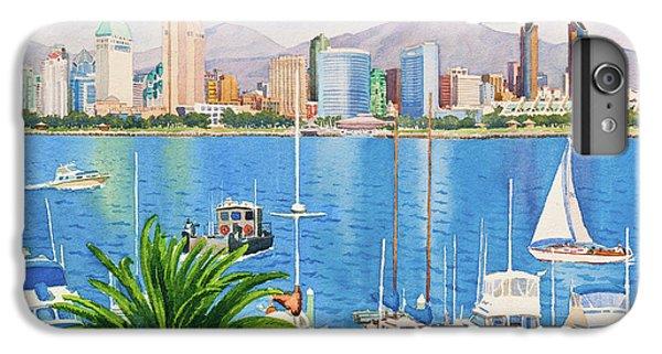 San Diego Fantasy IPhone 7 Plus Case by Mary Helmreich