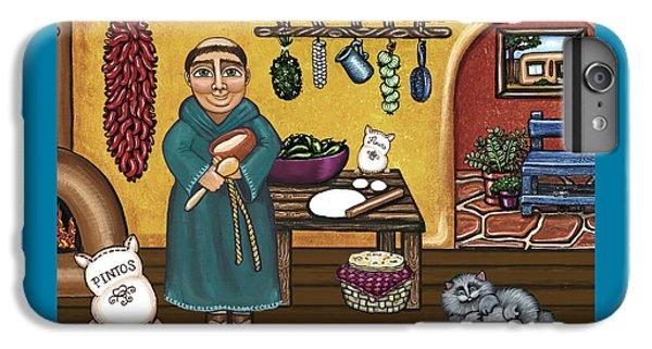 San Pascuals Kitchen IPhone 7 Plus Case by Victoria De Almeida