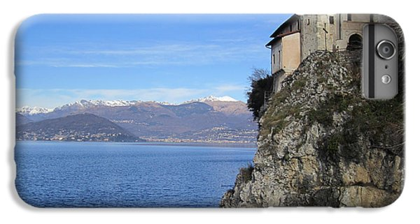 IPhone 7 Plus Case featuring the photograph Santa Caterina - Lago Maggiore by Travel Pics