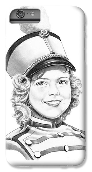Shirley Temple IPhone 7 Plus Case by Murphy Elliott