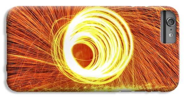 Shooting Sparks IPhone 7 Plus Case by Dan Sproul