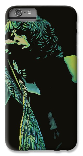 Steven Tyler 2 IPhone 7 Plus Case by Paul Meijering
