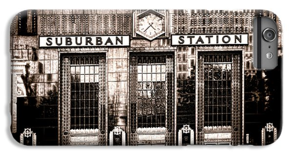Suburban Station IPhone 7 Plus Case by Olivier Le Queinec