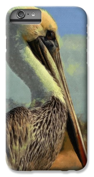 Sunrise Pelican IPhone 7 Plus Case by Ernie Echols