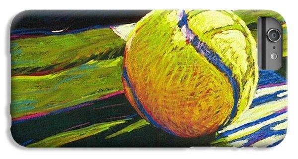 Tennis I IPhone 7 Plus Case by Jim Grady