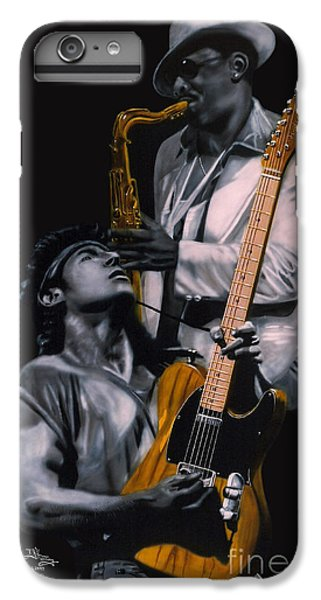 New Jersey's Bruce And Clarence IPhone 7 Plus Case by Thomas J Herring