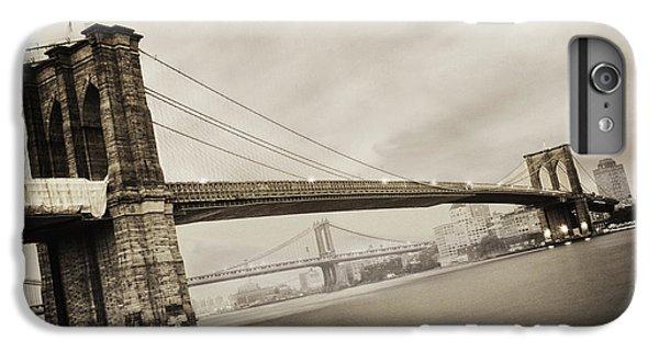 The Brooklyn Bridge IPhone 7 Plus Case by Eli Katz