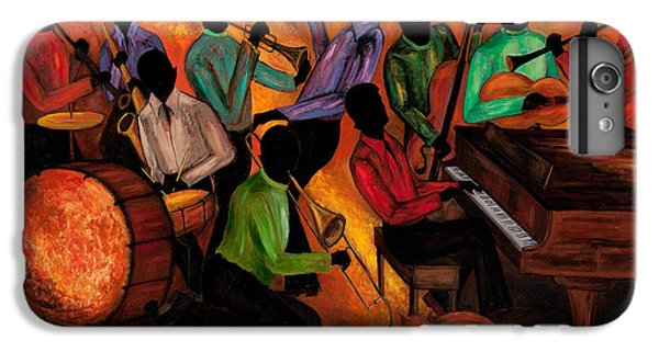 The Gitdown Hoedown IPhone 7 Plus Case by Larry Martin