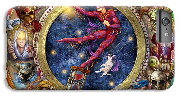 The Legacy Of The Devine Tarot IPhone 7 Plus Case by Ciro Marchetti
