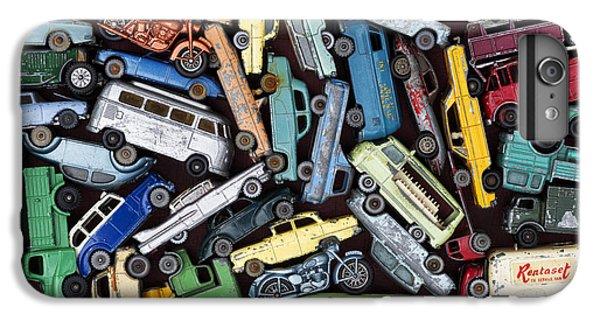 Traffic Jam IPhone 7 Plus Case by Tim Gainey