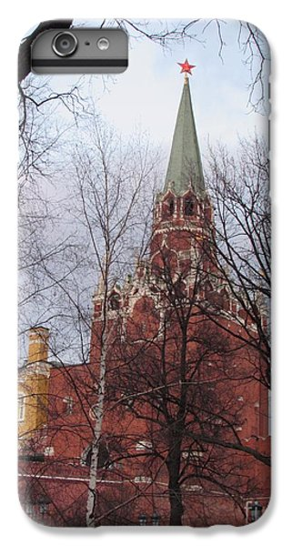 Trinity Tower At Dusk IPhone 7 Plus Case by Anna Yurasovsky