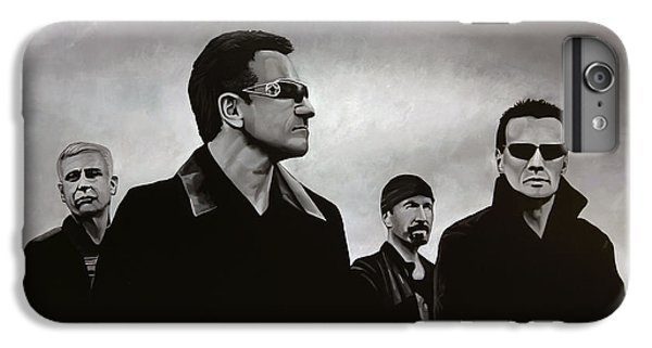 U2 IPhone 7 Plus Case by Paul Meijering