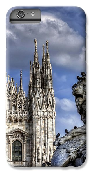 Urban Jungle Milan IPhone 7 Plus Case by Carol Japp