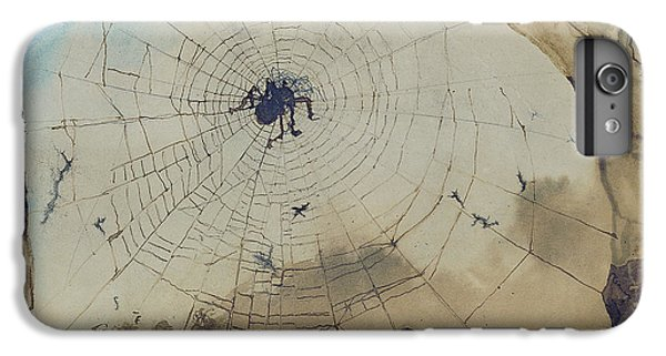 Vianden Through A Spider's Web IPhone 7 Plus Case by Victor Hugo