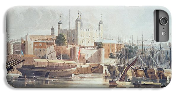 View Of The Tower Of London IPhone 7 Plus Case by John Gendall