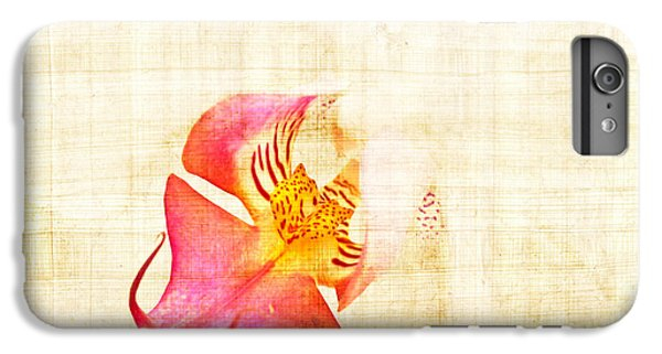 Vintage White Orchid IPhone 7 Plus Case by Delphimages Photo Creations