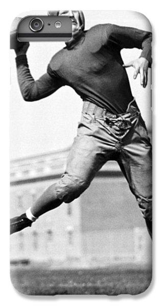Washington State Quarterback IPhone 7 Plus Case by Underwood Archives