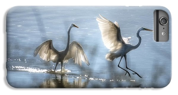 Water Ballet  IPhone 7 Plus Case by Saija  Lehtonen