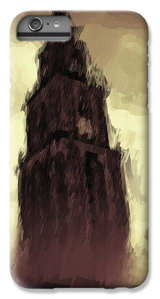 Wicked Tower IPhone 7 Plus Case by Ayse Deniz