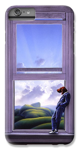 Window Of Dreams IPhone 7 Plus Case by Jerry LoFaro