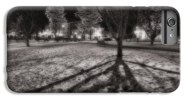 Winter Shadows And Xmas Lights IPhone 7 Plus Case by Sven Brogren