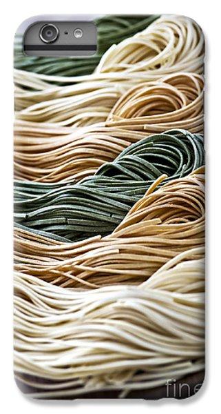 Tagliolini Pasta IPhone 7 Plus Case by Elena Elisseeva