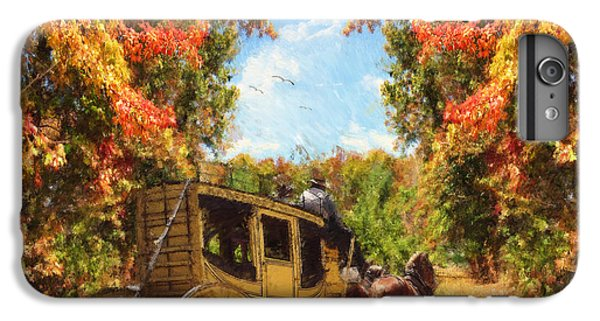 Autumn's Essence IPhone 7 Plus Case by Lourry Legarde