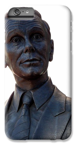 Johnny Carson IPhone 7 Plus Case by Jeff Lowe