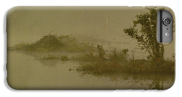 The Lodge In The Mist IPhone 7 Plus Case by Skip Willits